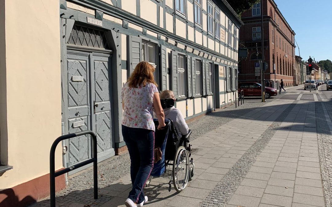 Jüterbog: Seniorenbesuchsdienst sucht Ehrenamtliche
