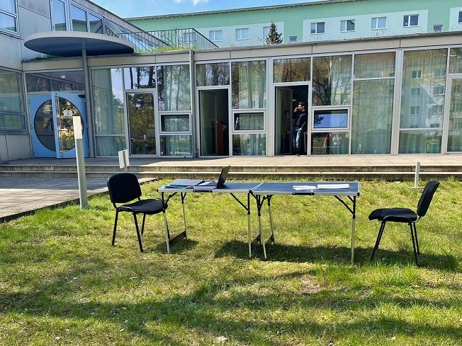 Ab 10. Mai: Beratungen vor Ort starten wieder – zunächst im Freien