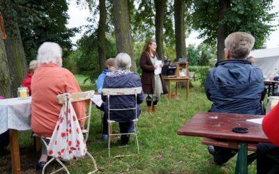 Erste KaffeeFairt in Luckenwalde innerhalb der Fairen Woche